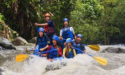 Sungai Ayung Ubud
