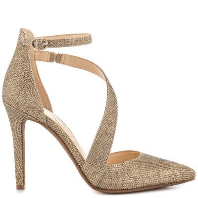 como cuidar zapatos dorados