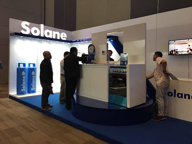 Midea and Solane bringing in kitchen solutions at LPG Forum 2017