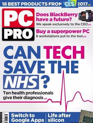PC Pro Magazine April 2017