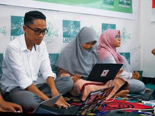 Perkuat Literasi Media Sosial, Lakpesdam NU Mataram Gelar Ngaji Teknologi