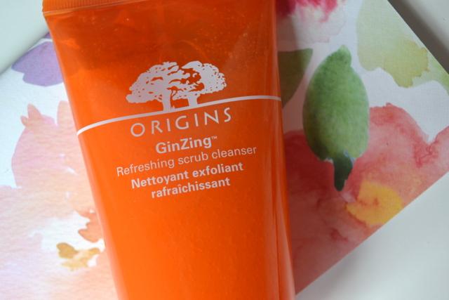 Origins Ginzing Scrub Cleanser