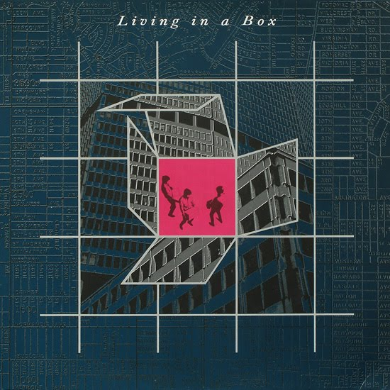 discotrax 80 39 s living in a box living in a box maxi single 1987. Black Bedroom Furniture Sets. Home Design Ideas