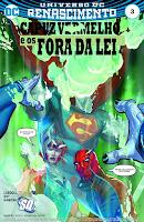 DC Renascimento: Capuz Vermelho e os Foras da Lei #3