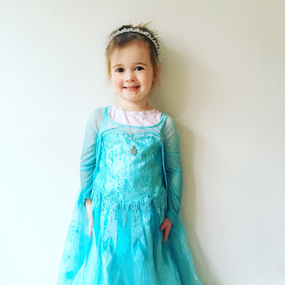 A letter to my daughter Phoebe on her 4th Birthday