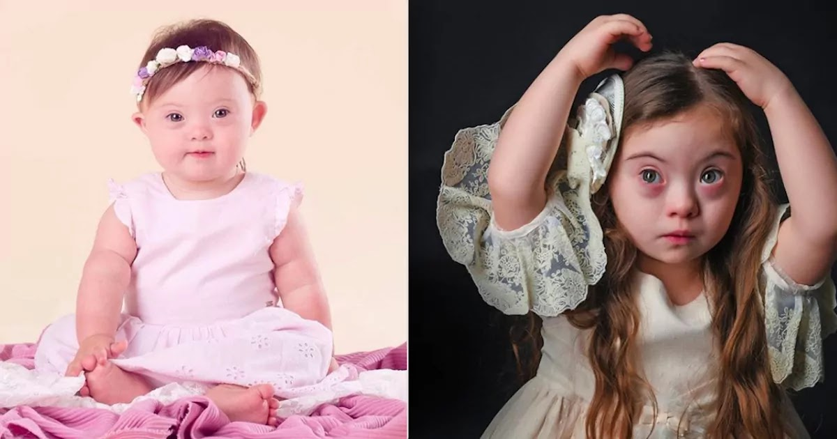 Meet The 4-Year-Old Prize-Winning Model With Down Syndrome Who Breaks Down Barriers For All People With Disabilities
