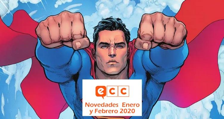 Ecc Ediciones: Novedades Enero y Febrero 2020