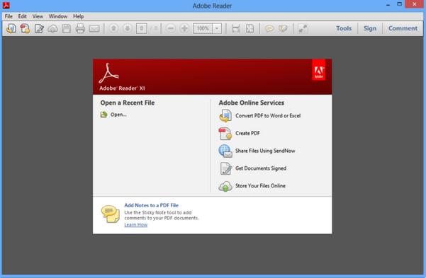 Adobe Reader 8 Free Download Offline Installer