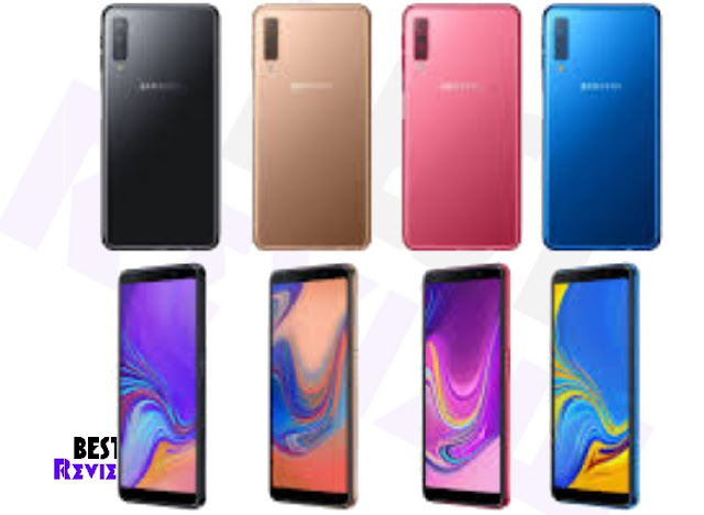 Samsung Galaxy A7 (2018);,Design,Display,Features,Camera ,Performance,Specifications