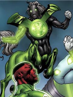 Green Lantern Corps - I dont know what this is to be honest