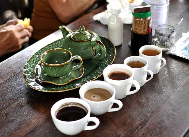 Kopi-Luwak-COFFEE-The-Rarest-Coffee-  Kopi Luwak Coffee Plantations