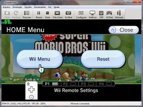 Emulador Dolphin de Nintendo Wii e Game Cube