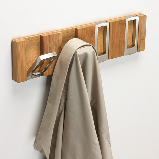 15 Cool Coat Hangers and Modern Clothes Hanger Designs.