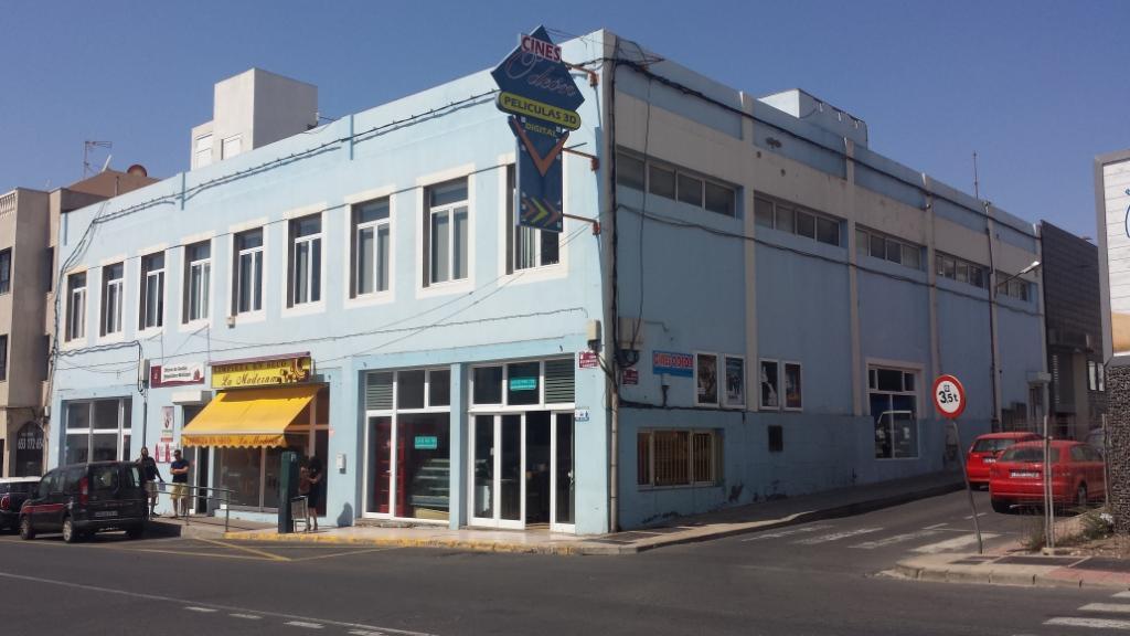 Puerto del rosario traslada oficinas del catastro for Oficina de catastro