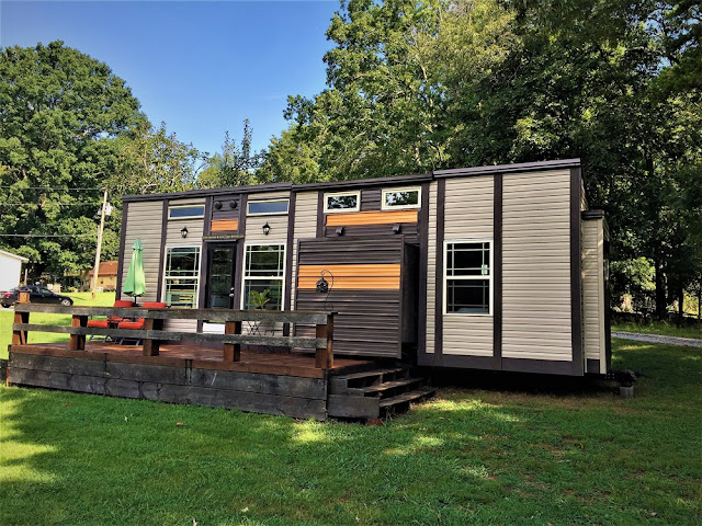 Knoxville tiny house
