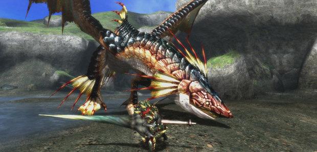 Monster Hunter 4 Confirmed for North America