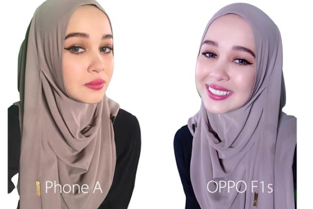 Apabila Emma & Chacha Maembong Buang Makeup Buat Pertama Kali Di Depan Kamera OPPO F1s