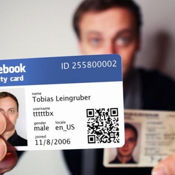 تأكيد حساب الفيسبوك بهوية 8