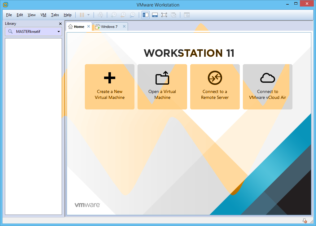 VMware Workstation 11.0 Full Serial