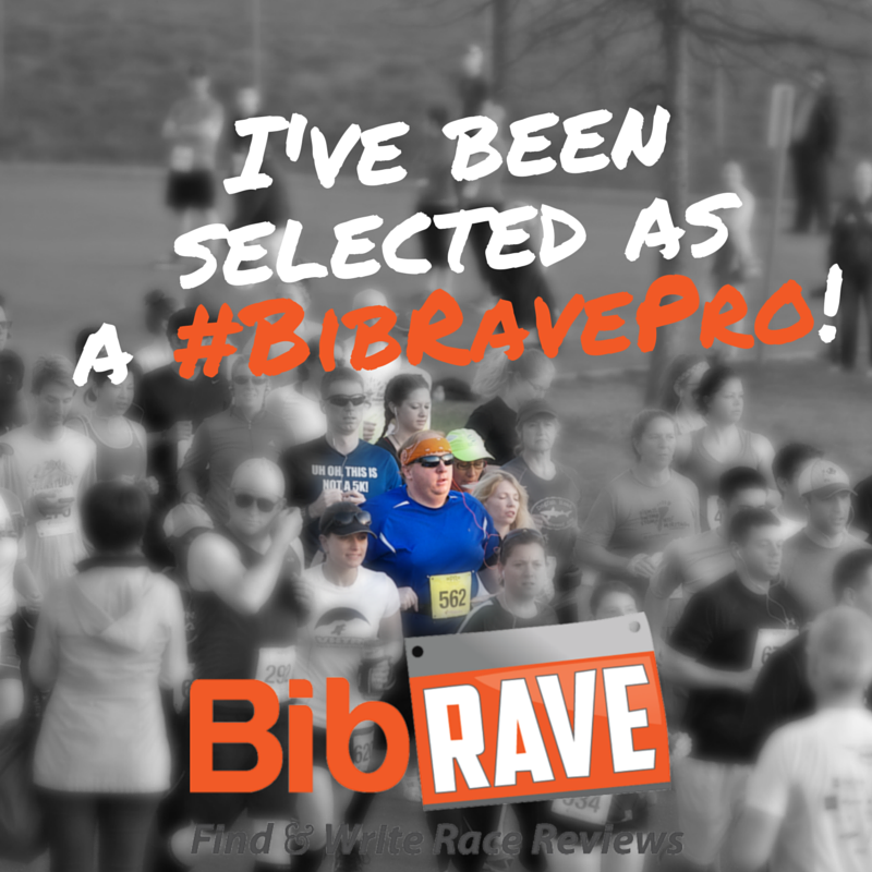 I've been selected as a #BibRavePro!