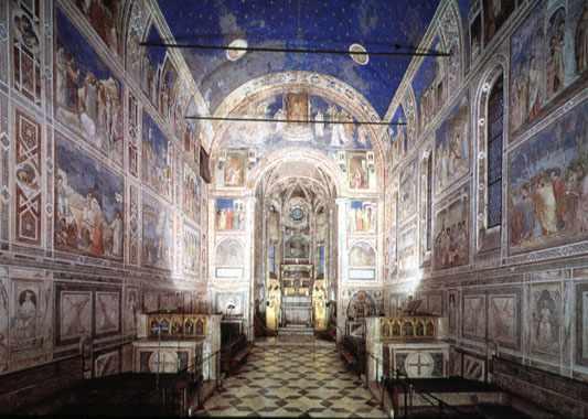Giotto Arena Scrovegni Chapel