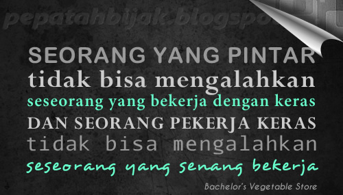 Drama Quote  Bachelors Vegetable Store  Pepatah Bijak