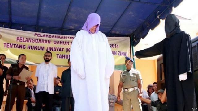 Cambuk Pertama Atas Non-Muslim di Aceh, Tak Sesuai dengan Syariat