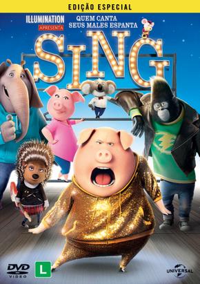 Arte E Manhas Da Língua Atividade Sobre O Filme Sing Quem Canta
