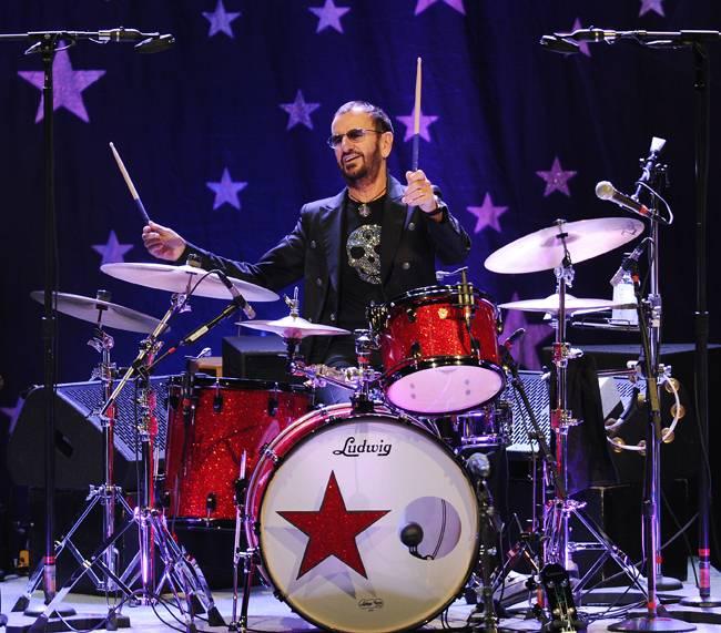 On drums...Charlie or Ringo? Sir%2BRingo%2BStarr