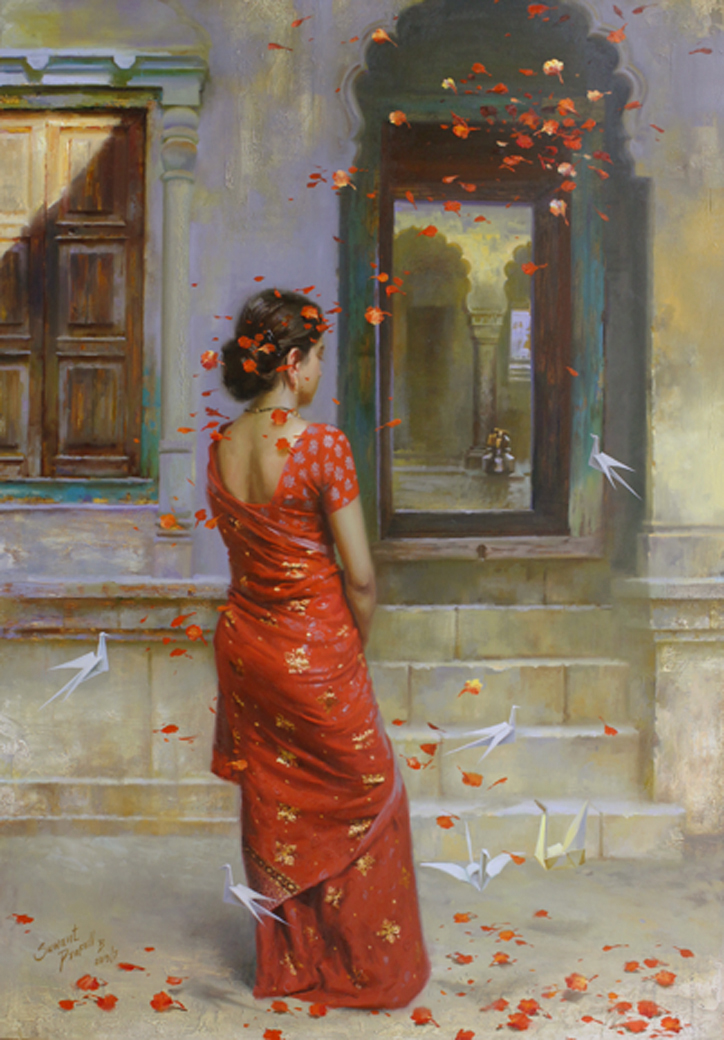 Prafull Sawant | 1979 Born Indian Artist