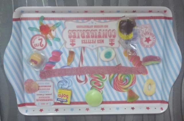 mes bonbons