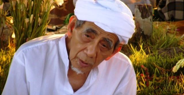 Mbah Maimoen Sebut Kitab Kuning Paling Banyak Dibaca di Indonesia
