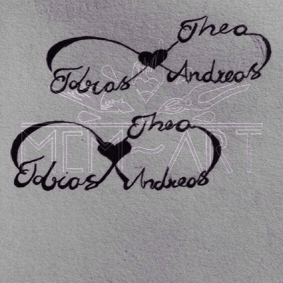 Min kunst, mine ideer: first tattoo