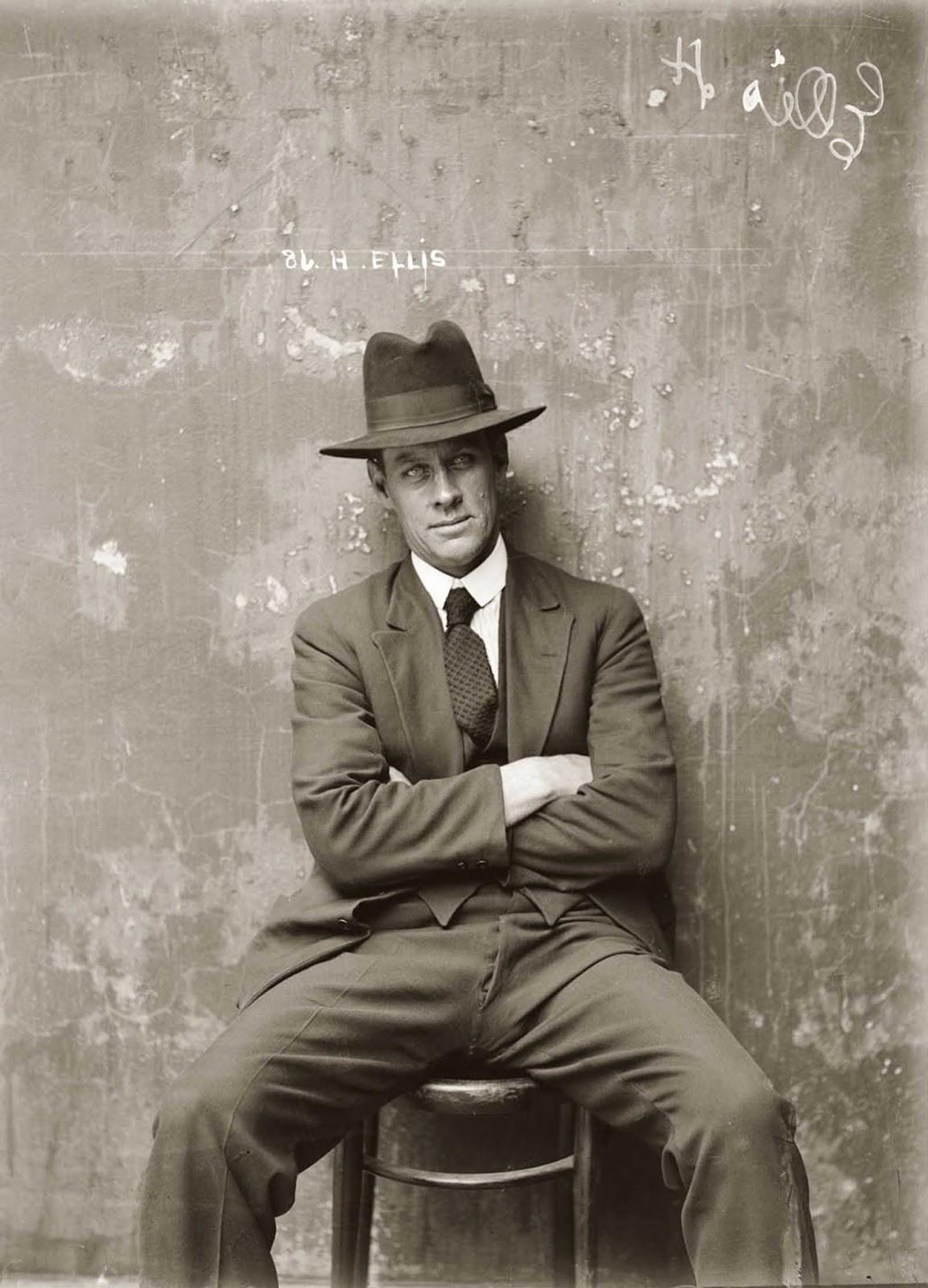 Herbert Ellis. 1920.