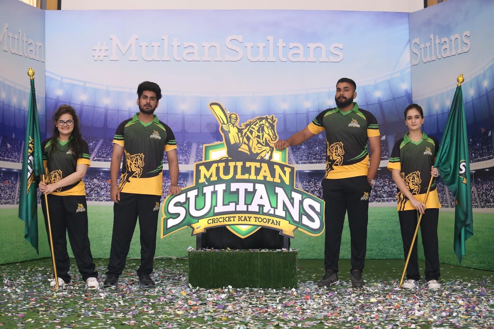 MULTAN SULTAN TEAM SQUAD 2018 ~ Pakistan Super League
