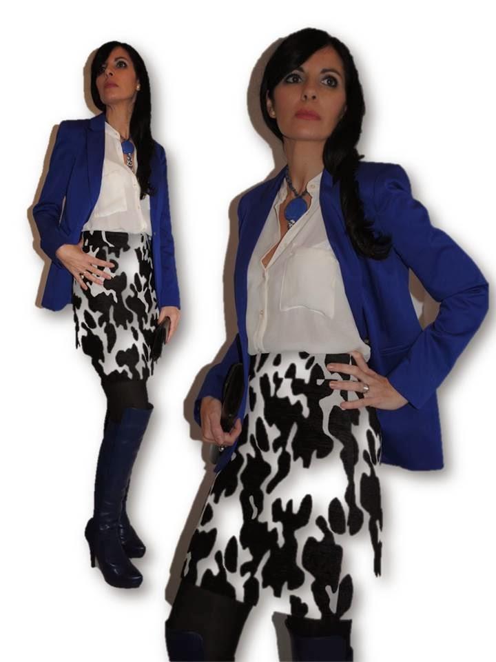 8f6a64716 ... vi esta falda en Zara y me pareció monísima