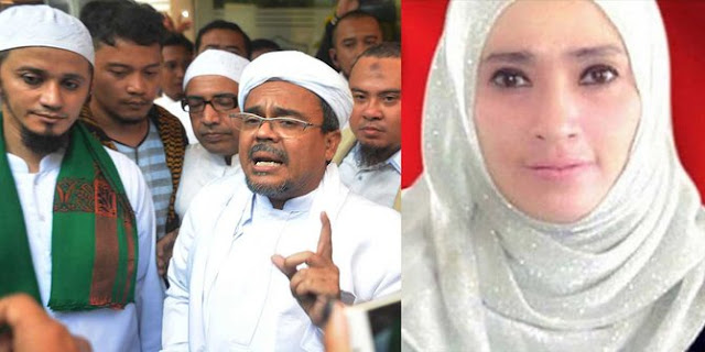 Polisi Akhirnya Tetapkan Imam Besar FPI Tersangka Kasus Chat Mesum