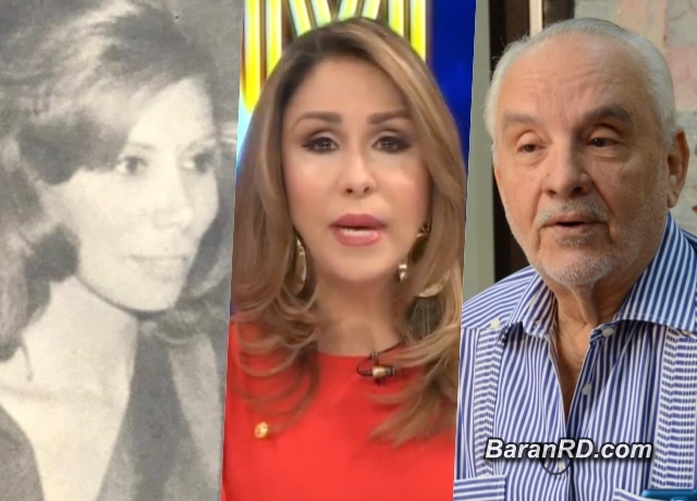 Edith Gómez, Mariasela Alvarez y Leonardo Matos Berrido