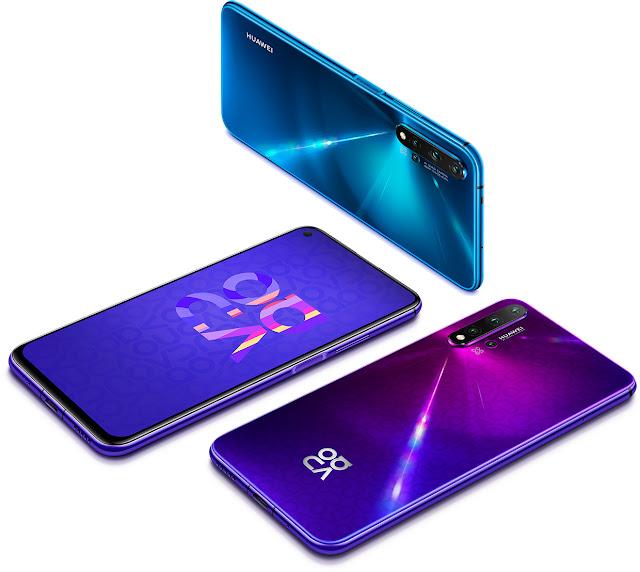 مراجعة هاتف هواوي نوفاHuawei Nova 5T