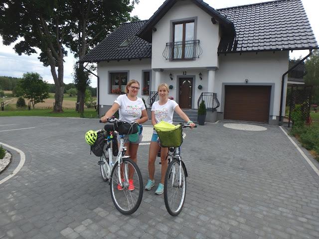 """Kaszubska marszruta: relacja z wyprawy """"dziewczyny na rowery"""""""