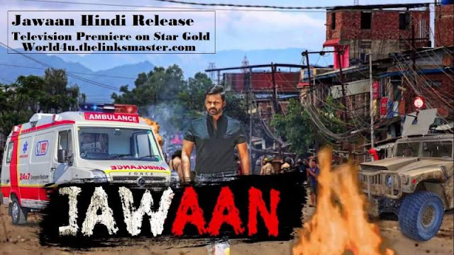 Jawaan 2018 Hindi Dubbed Full Movie Release Date Confirm | Sai Dharam Tej