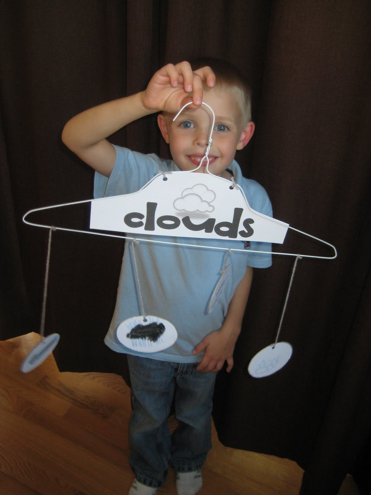 Relentlessly Fun Deceptively Educational Cloud Identification Mobile