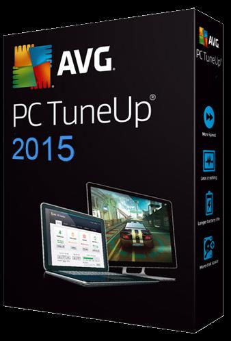 Nuevo AVG PC TuneUp 2015 Descargar Gratis