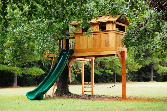 Sweet Gum Treehouse