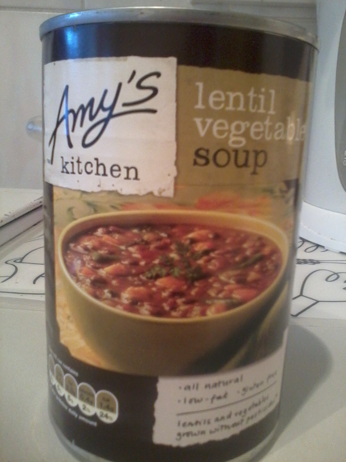 Amy's Kitchen Soup Hutch Plans Amy 39s Vegetable Korma And Lentil