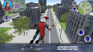 Games Superhero vs Doctor Magician App