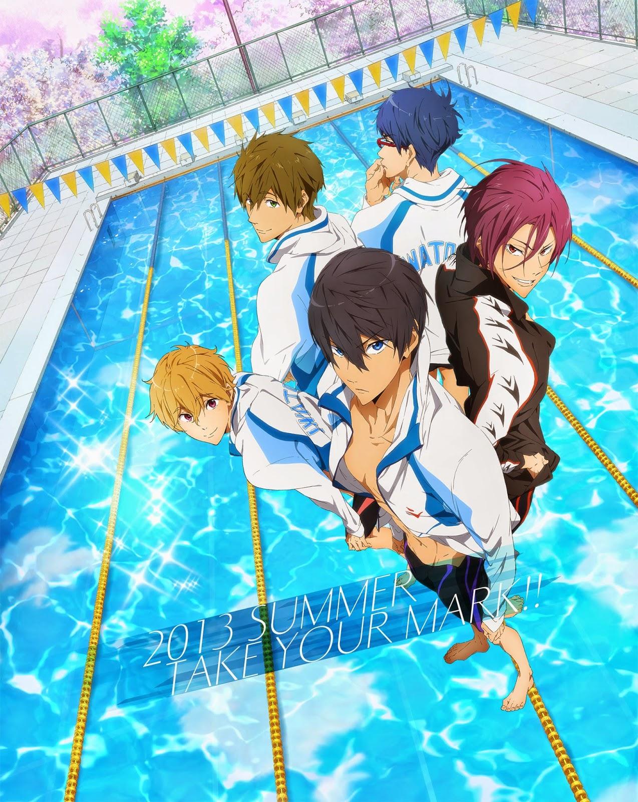 Top 10  Animes de Esporte - KAONASHI. 6a9313df463