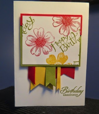 Random Stamping with zena kennedy independent stampin up demonstrator Australia