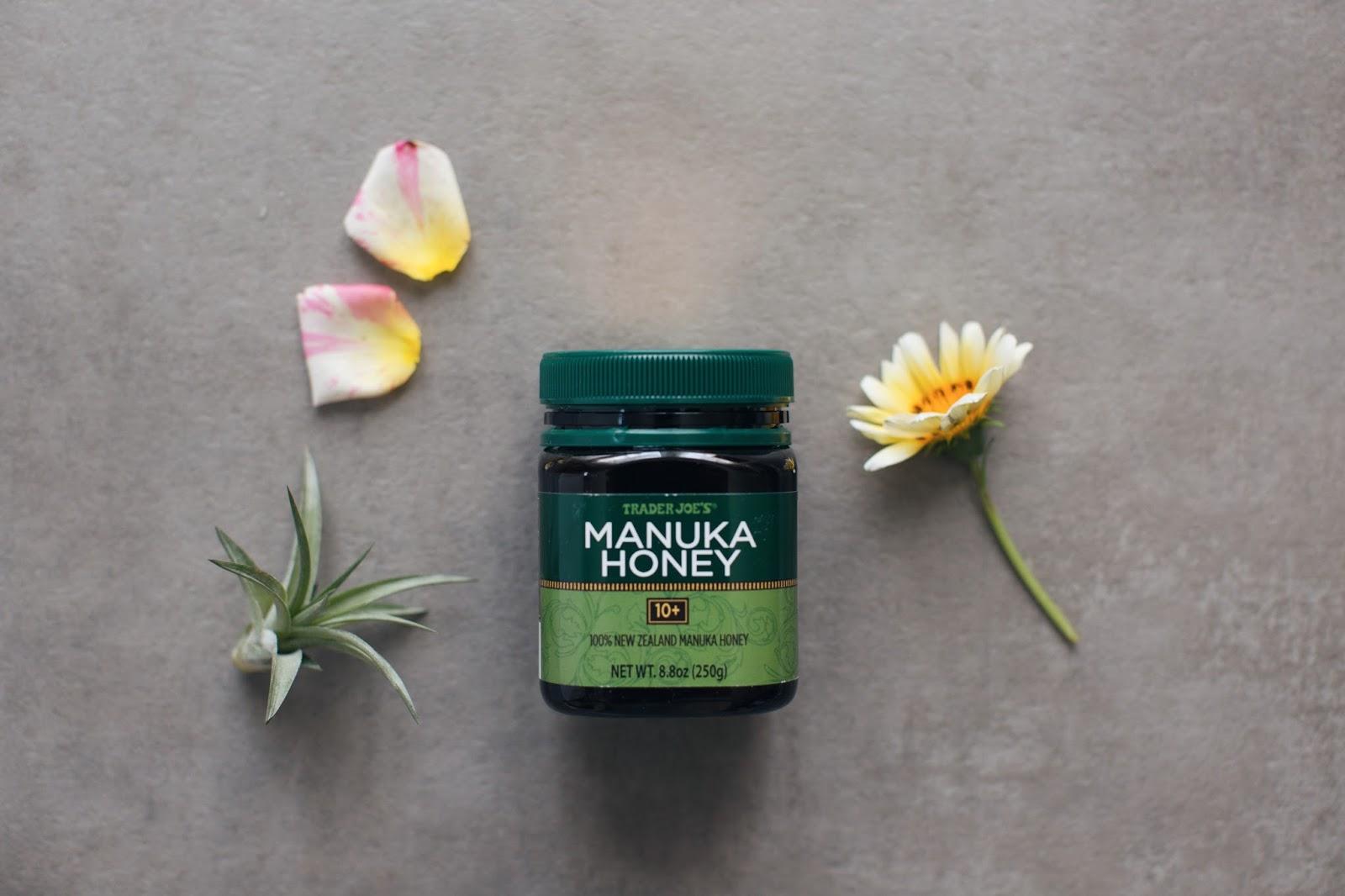 trader joes manuka honey