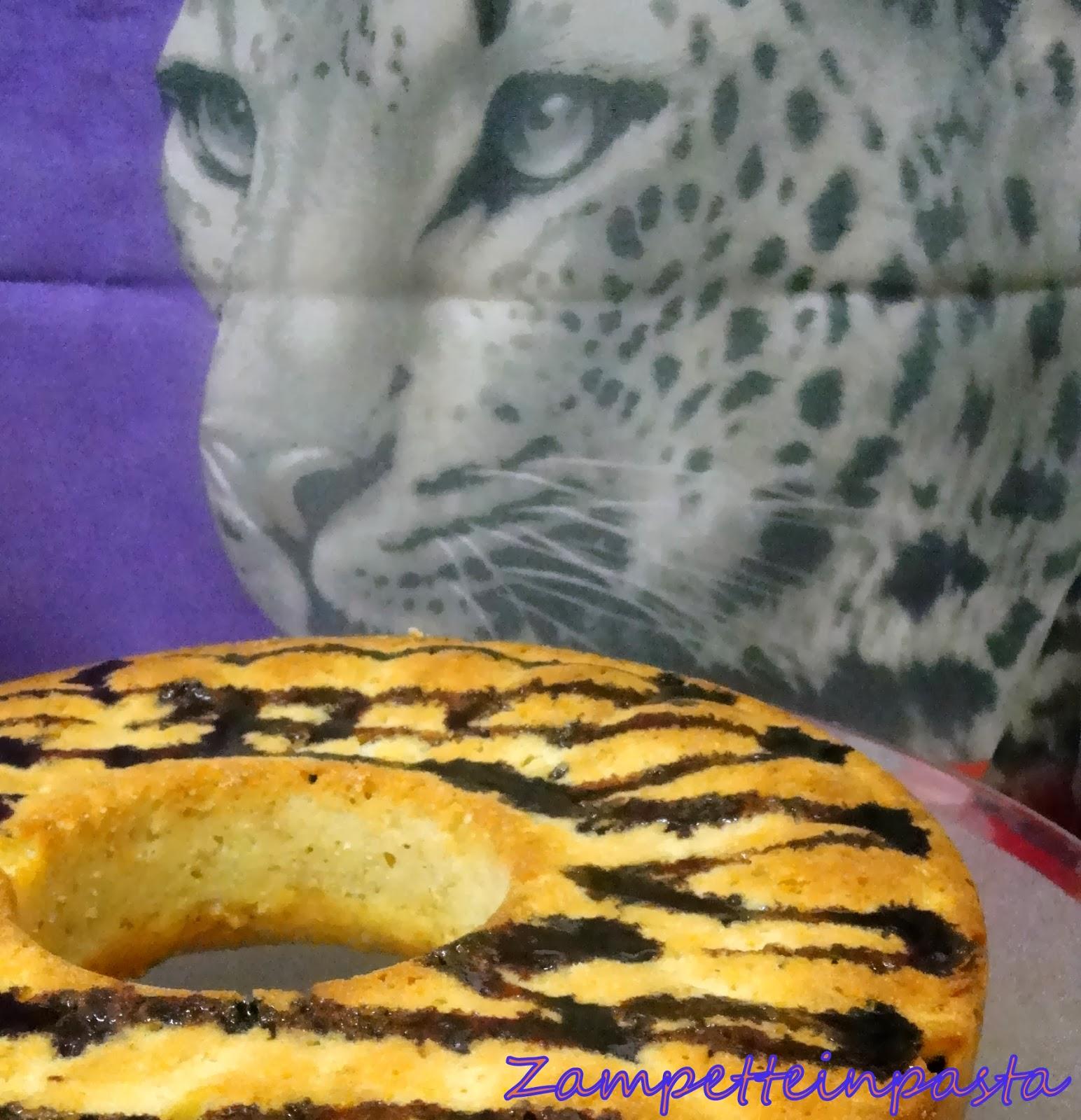Ciambella al torrone - Ricetta con il torrone